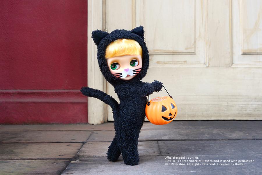 2019年10月 Hug-able Black Cat(ハガブル ブラックキャット)